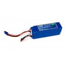 Batterie Lipo 6S 22.2V 2900 mAh 30c E-Flite