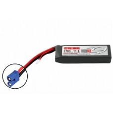 Batterie Lipo 3S 2700 mAh 11.1V 50C Orion