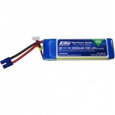 Batterie Li-Po 3200 mAh 11.1v 3s E-Flite