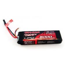 Batterie Lipo 3s 5000 mAh 11.1V Traxxas
