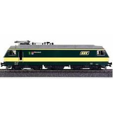 locomotive HAG 186 wittenbach
