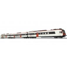 Coffret  Train régional SBB-CFF Type Domino Ep V CC HO Liliput