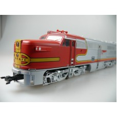 Locomotive Diesel Santa Fe HO AC Digital Märklin
