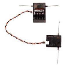 Récepteur AR6210 Spektrum 6 canaux