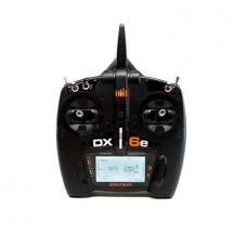 Radio DX6e  2.4GHz  avec récepteur Spektrum