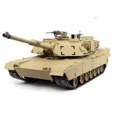 Tank M1A2 Abrams 1/16 27MHz CARSON