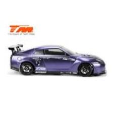 E4D MF Drift Car Silver RTR-GTR Brushless