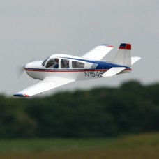 Avion Beechcraft Bonanza 15e ARF  E-Flite
