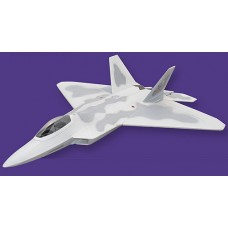 Avion Jet F-22 Raptor ARF Kit FlyFly Hobby