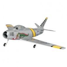 Avion Jet F-86 Sabre 15 DF ARF E-Flite