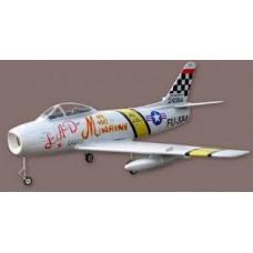 Avion Jet F-86 Sabre ARF FlyFly Hobby