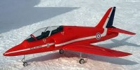 Avion Jet Hawk Red Arrows ARF FlyFly Hobby