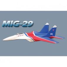 Avion Jet Mig-29 Fulcrum ARF FlyFly Hobby