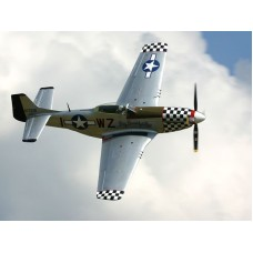 Avion Mustang ARTF Flying Legendes