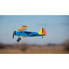 Avion UMX PT -17 AS3X BNF E-FLITE