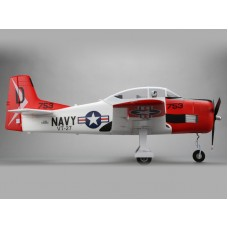 Avion T-28 Trojan BNF AS3X E-Flite