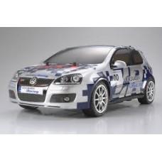 Volkswangen golf GTI Cup Car Tamiya