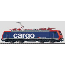 Locomotive Cargo SBB HO Piko