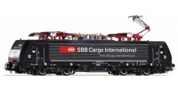 Locomotive SBB Cargo International ES64 F4 MRCE HO AC Piko