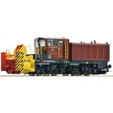 Locomotive Chasse-Neige CFF HO AC Digital Roco