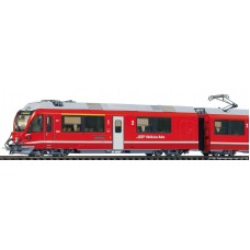 Train régional ABe 8/12 3501-3515 Allegra RhB HO CC  Bemo