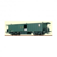 Wagon Fourgon CFF-SBB HO Brawa