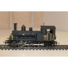 Locomotive à vapeur E 3/3 CFF HO CC Liliput