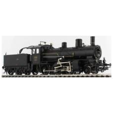 Locomotive à vapeur SBB  B 3/4 Ep I HO AC Digital Liliput