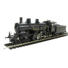 Locomotive à vapeur SBB A3/5-700 EP V HO CC Liliput