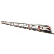 Coffret Train Régional CFF deux étages CC HO Dosto  Liliput