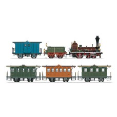 Coffret Train Historique de Voyageurs HO AC Märklin
