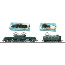 Coffret de deux locomotives électriques HO Märklin