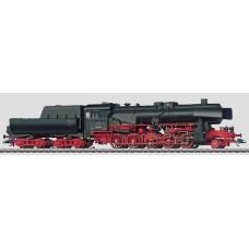 Locomotive à Vapeur BR 52 DB HO AC  Ep IIIDigital Sound Märklin