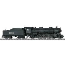Locomotive à Vapeur Bauart 2-8-2 Mikado (A.T& S.F) Ep III HO AC Digital Sound Marklin