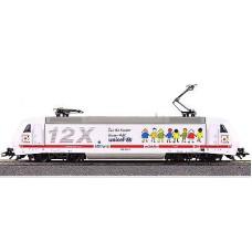 Locomotive BR 128 12x Unicef CC HO HAMO Märklin