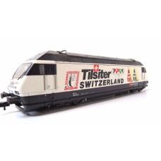 Locomotive Serie 460 Tilsite rRe  4/4 CC HO Märklin