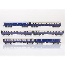 Coffret 6 Wagons Grandes Lignes Rheingold HO Märklin