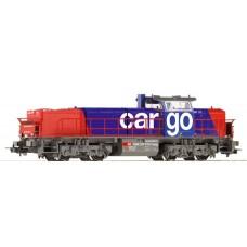 Locomotive Cargo Diesel Am 843 Piko