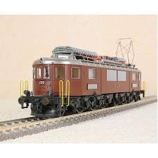 Locomotive BLS 205 Ae 6/8 HO Roco