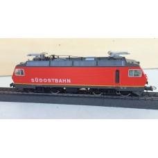 Locomotive Re 4/4 IV SOB r. AC HO Roco