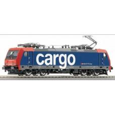 Locomotive Cargo SBB 484 HO CC Roco