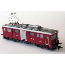 Locomotive SBB FFS Tolée  De 4/4 1665 HO Roco