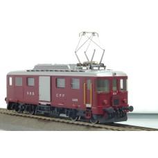 Locomotive SBB FFS V. Joux   De 4/4 1670HO Roco