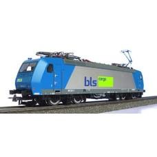 Locomotive BLS Cargo 185 HO CC Roco
