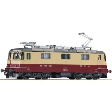 Locomotive CFF 11158 HO CC Re digital 4/4  Roco