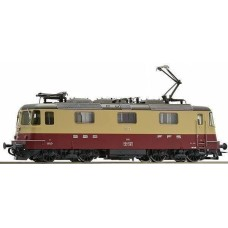 Locomotive SBB Re 4/4 11158 HO AC Digital Roco