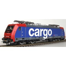 Locomotive SBB Cargo Re 484.015 HO CC Rail top Modell