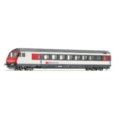 Locomotive Voiture Pilote SBB Roco Courant Continu
