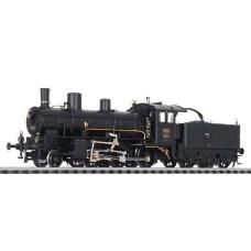 Locomotive à Vapeur SBB  HO B 3/4 EP I CC Liliput