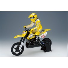 Anderson racing 1/5 EP MOTOCROSS - RTR PRO Yellow